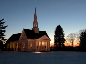 New Clothing Drop at Christ Church on Quaker Hill Supports Church's Mission