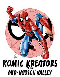 "Six Mid-Hudson's ""Komic Kreators"" Will Be On Hand to Greet Guests"
