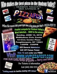 PizzaFest 2015