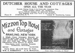 1917 Pawling Ad