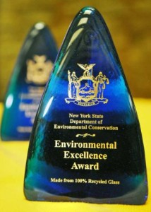New York State Department of Environmental Conservation (NYS DEC) Announces 12th Annual Environmental Excellence Awards Application Period Open