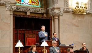 Murphy moves rules reform bills for Sunshine Week