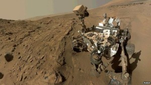 Possible fatty acid detected on Mars