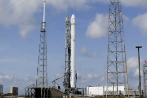 SpaceX tries again to launch space station