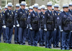 Memorial Day Observation at Sheriff's Office