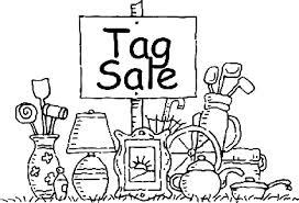 Patterson Community Indoor Tag Sale!