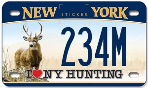 Adventure License Plates Now Available for Motorcycle Riders
