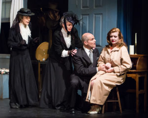 """FINAL DRESS PHOTOS from """"Arsenic and Old Lace"""" at The Sherman Playhouse from July 10 to August 2"""
