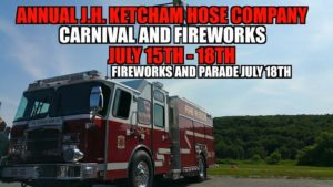 Dover Annual Fire Carnival and Parade