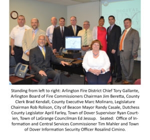 Dutchess County Ranked 2nd in the Country for  Technology Use