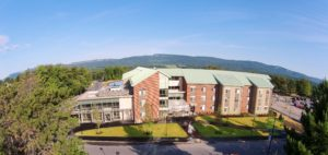 Ridgeview Hall – an optimal new living and learning environment – opens doors to student residents