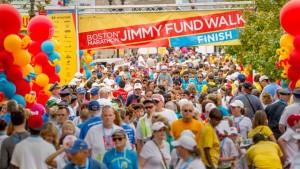 Poughquag residents walk in  Boston Marathon® Jimmy Fund Walk presented by Hyundai  Sunday, Sept. 27
