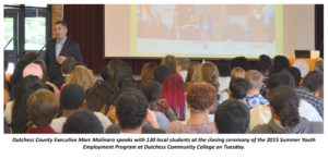 More Than 100 Young People Successfully  Complete Summer Youth Education Program