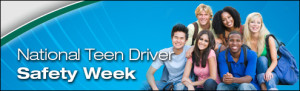 County Clerk Kendall Observes National Teen Driver Safety Week  Encourages Parents and Guardians to Enroll Teenage Drivers in TEENS Program