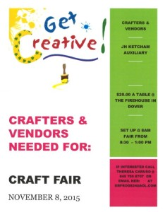 Crafters and Vendors Needed