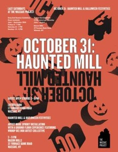 Celebrate Halloween in Wassaic!