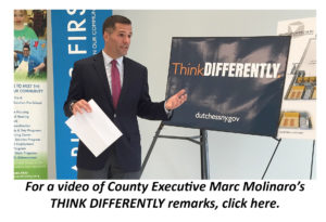Molinaro to Expand Think DIFFERENTLY Initiatives in 2016 Budget Proposal