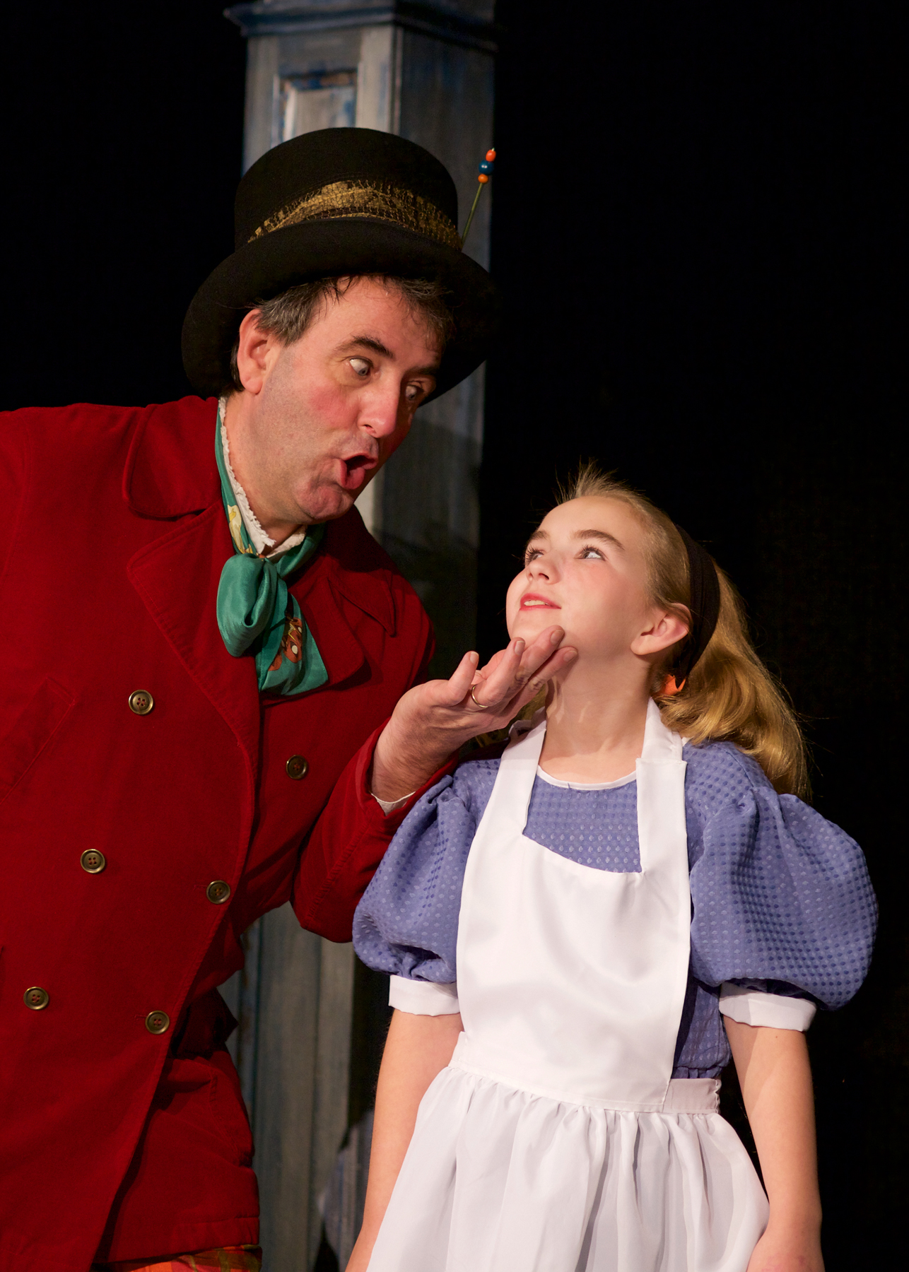 the harlem valley news the sherman playhouse opens musical alice2