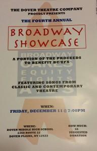 Dover Broadway Showcase
