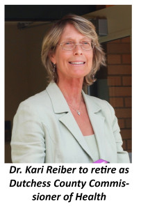County Health Commissioner Dr. Kari Reiber to Retire