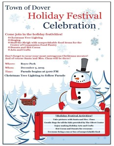 Town of Dover Christmas Celebration