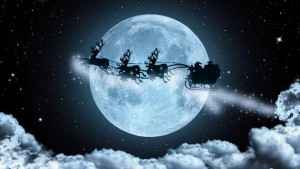 MAKE SURE TO CATCH THE RARE FULL MOON ON CHRISTMAS
