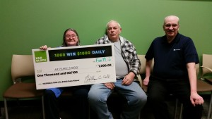 Another Pawling Office Winner of H&R Block's 1,000 Win $1,000 Sweepstakes Celebrate at Tax Office