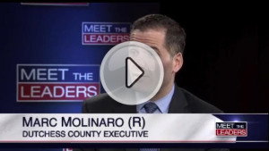 Molinaro Discusses Justice & Transition Center on TV, in Person