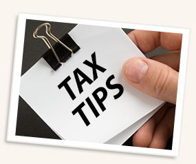 Tax Tips and Tidbits  March 31, 2017