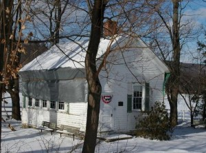 Attlebury Schoolhouse, Stanford – Constructed in 1910 Recommended to State and National Registers of Historic Places