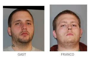 Two Dover men charged with Burglary following suspicious person investigation
