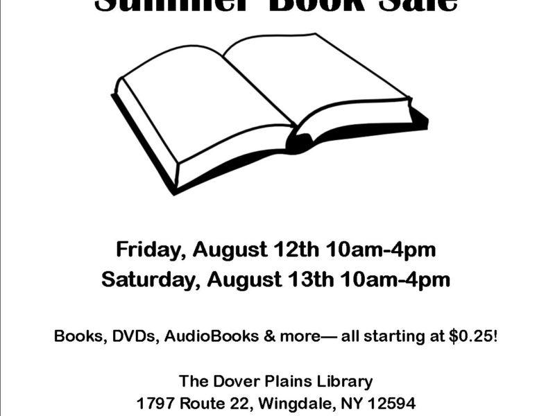 Book Sale-Dover