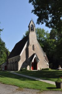 St. Thomas' Church in Amenia Union, New York  Receives Sacred Sites Challenge Grant