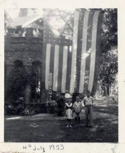 SAVE THE 100 YEAR OLD BASH BISH FLAG