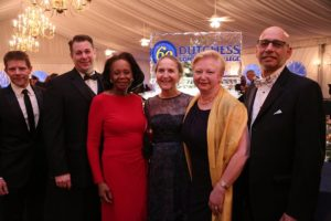 DCC Foundation Gala Honors Four,  Raises Funds for Student Scholarships