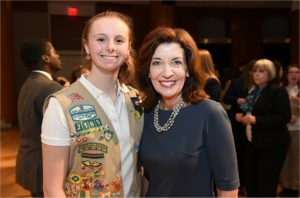 New Patch Program Teaches Girl Scouts about New York History and Encourages Girls to be Advocates