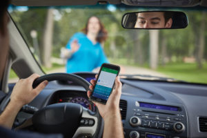 State Police announce a crackdown on distracted driving