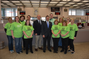 County Clerk Kendall and County Executive Molinaro Partner To Promote Organ Donation