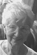Obituary, Emily W. Laudon