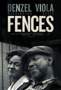 DCC to Host Screenings of 'Fences'