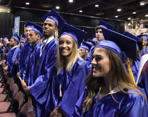 DCC Celebrates 58th Commencement  More Than 1,100 Students Graduate