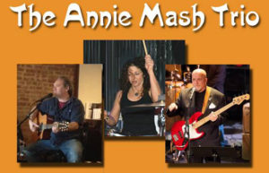 "The Annie Mash Trio To Kick Off Season 12 Of Pawling's ""Music By The Lake"" On July 8"