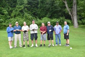 New York State Police from the Livingston barracks hosted the 20th Annual Make-A-Wish Golf Tournament