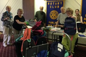 Pawling Resource Center's Annual School Supply Drive….Backpacks and Pencils and Notebooks…Oh My!!