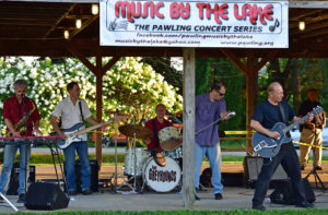 "The Greyhounds To Close 12TH Season Of Pawling's ""Music By The Lake"" Series On August 26"