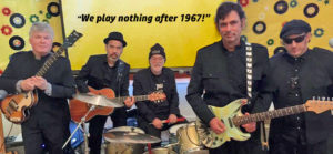"The Truants To Play At Pawling's ""Music By The Lake"" On August 12"