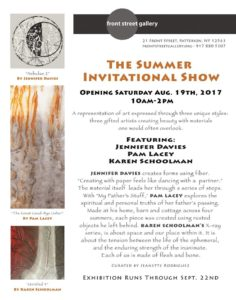 Come join us on Sat Aug 19th for our unique Summer Invitational Show!