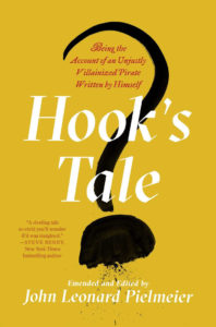 Captain Hook Tells His Side of the Story in Hook's Tale – Reading and Signing with Author John Pielmeier at The Book Cove on November 25