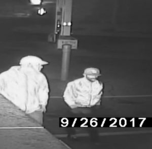 New York State Police seeking public assistance in identifying burglary suspects in the Town of Clinton