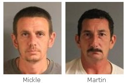Two men arrested for Heroin Possession with intent to sell in Stanford